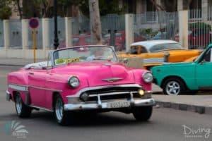 Bucear en Cuba